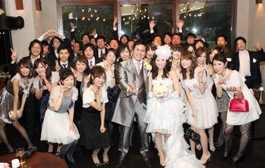 結婚式二次会・1.5次会 【幹事代...